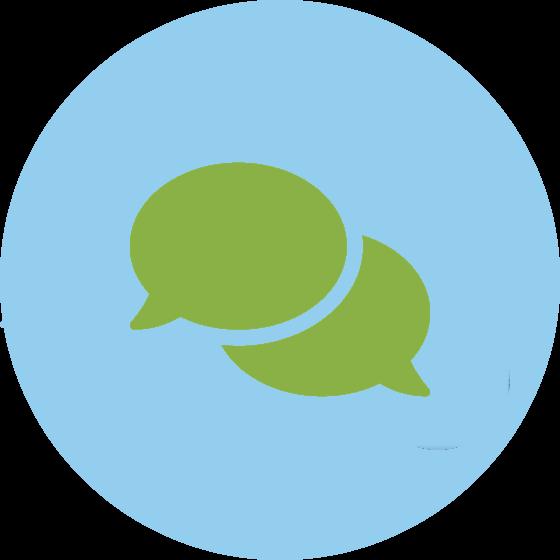 Informačné správy a chat